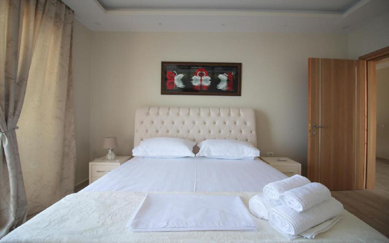 Romario Apartments - STD DBL SSV or Partial SV 1