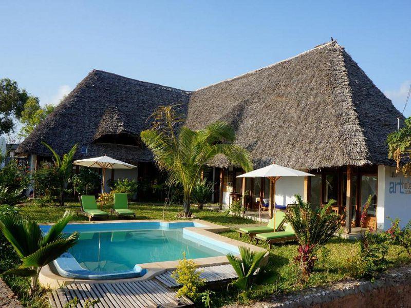 1Art Hotel Zanzibar (1)