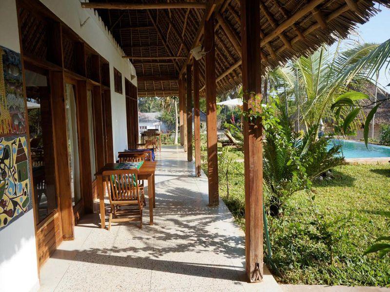 3Art Hotel Zanzibar---