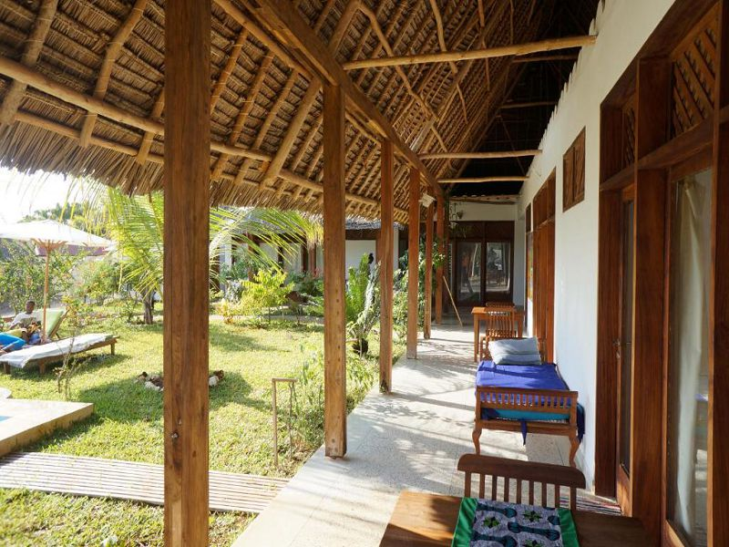 8Art Hotel Zanzibar----