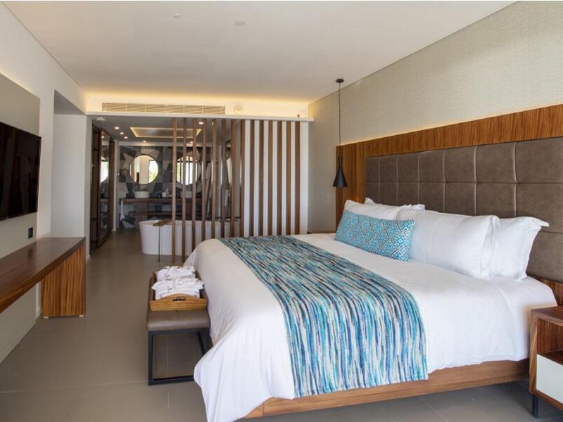 swim up suite habitacion