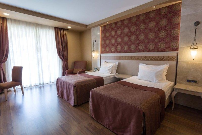 Тур на отдых в отеле Gural Premier Tekirova 5* в Текирова, Турция ...